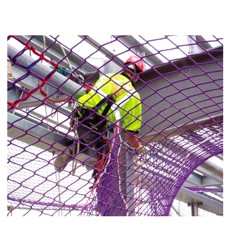 The importance of safety nets in construction