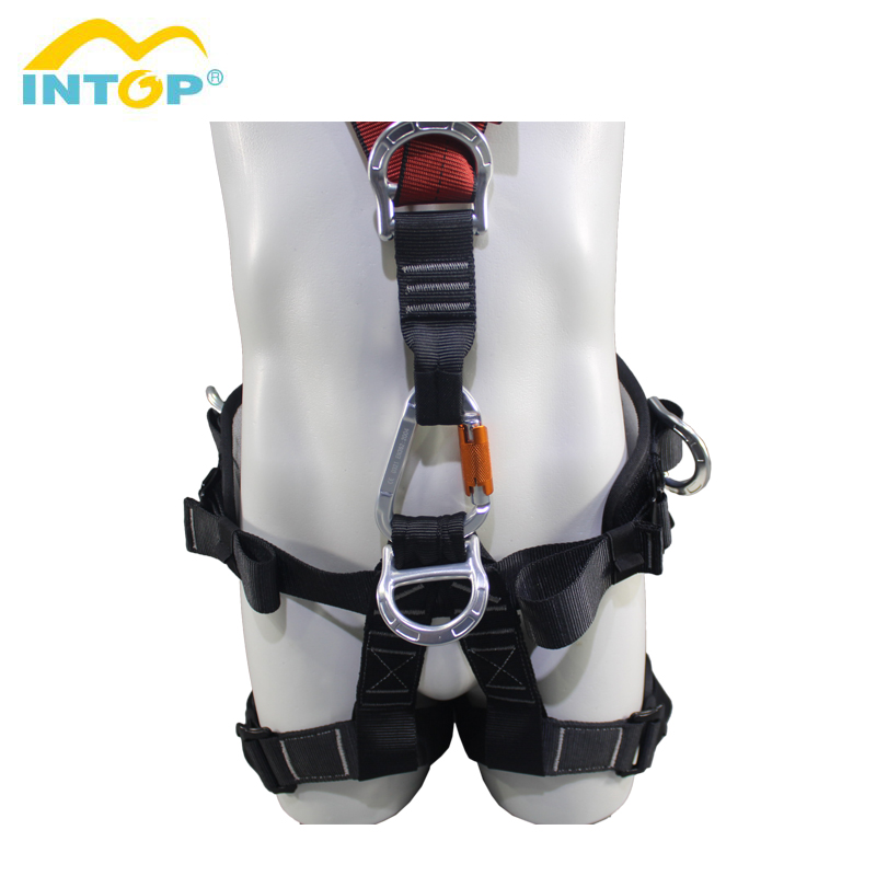 Hot Sale Outdoor Professional Climbing Safety Belt Climbing Harness For Wholesale
