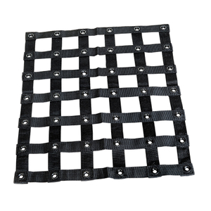 New Arrival polyester Heavy duty webbing safety cargo net with cheap price