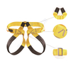 High Quality Wholesale Custom Cheap Price Outdoor Climbing Safety Harness New Arrival Super light Mountain climbing harness belt