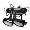 High Quality Hot Sale OEM Services Black Polyester Climbing Harness Safety Belt with Factory Price