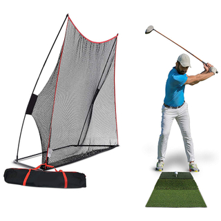 UV Resistant portable golf practice net with factory price